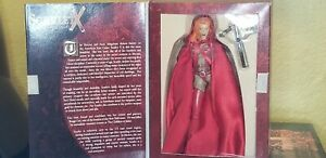 """1999 Crimson Scarlet X of the Red Hoods Action Figure, 6.25"""" H, Humberto Ramos"""