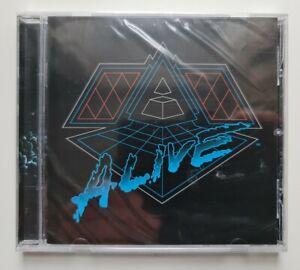 Daft Punk - Alive CD 2007 NEW & SEALED