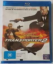 Transporter 2 Blu-Ray Like New (#BRD00110)