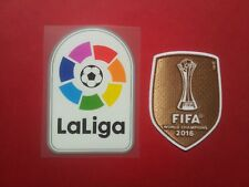 Patch Football Real Madrid Liga 2016 - 2017