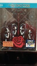 The Da Vinci Code (2006) (Bluray, Steelbook Edition) - Brand New - Free Shipping