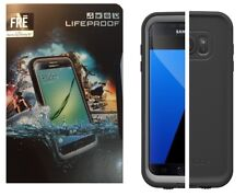 LifeProof FRE Case Waterproof Case for Samsung Galaxy S7 Black Grey Brand NEW