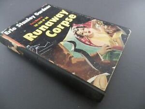 The Case Of The Runaway Corpse - Erle Stanley Gardner -
