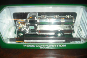 2006 Hess Chrome Special Edition NYSE Mini Truck