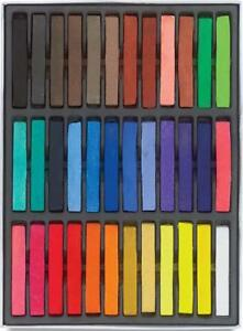 36 Non-Toxic Temporary Hair Pastel Chalk Beauty Kit