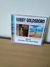 Bobby Goldsboro : Honey/Summer: (The First Time) CD (1998) BRAND NEW & SEALED