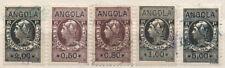 (I.B) Portugal Colonial Revenue : Angola Duty