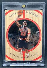 1997-98 Upper Deck Hardcourt #23 Michael Jordan Bulls Sharp Beautiful Card