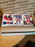90's Hockey Card's Lot - 300 Cards. Early 90's Commons & Gold Inserts. 90-95