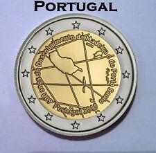 """2 Euro Gedenkmünze Portugal 2019 """"600 Jahre Entdeckung der Insel Madeira"""""""