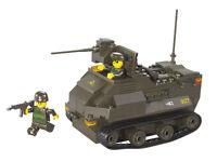 Sluban M38 B0281  Kettenfahrzeug Armored Vehicle Neu & OVP