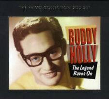 Buddy Holly : The Legend Raves On CD (2009) ***NEW***