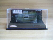 VITESSE CLASSIC CARS    28000   LAND ROVER  Limited Edition (only 2168 made)
