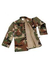 Veste BDU ripstop ACU camouflage cce français us army militaire - Taille S - 38