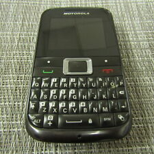 MOTOROLA EX109 - (UNKNOWN CARRIER) CLEAR ESN, UNTESTED, PLEASE READ!! 33000