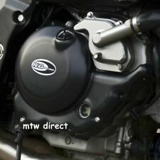 Suzuki DL650 V-Strom 2004 -2012 R&G Racing PAIR Engine Case Covers KEC0043BK