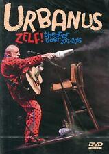 Urbanus : Zelf !  Theatertoer 2013 - 2015 (DVD)