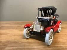 ERTL TEXACO 1918 FORD RUNABOUT LIMITED EDITION #5 DIE CAST METAL TOY BANK ©1988