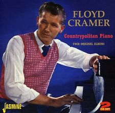 Floyd Cramer - Countrypolitan Piano [New CD] UK - Import