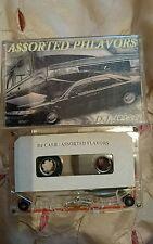 DJ cash assorted phlavors mixtape cassette album rare