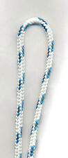 LIROS TAUWERK - ALLROUND - 30m  ø10mm  Weiß-Blau  Schot Spischot - 2200 daN