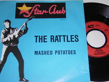 "7"" - The Rattles Mashed Potatoes & Hot Wheels - Star Club # 0120"