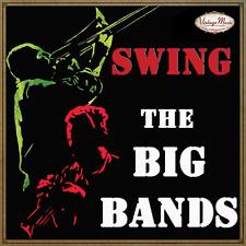 Swing Big Bands CD Vintage Compilations / Glenn Miller, Artie Shaw, Les Elgart