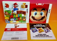 Super Mario 3D Land Nintendo 3DS Case, Cover Art, Manual ONLY - NO GAME !