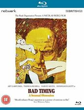Bad Timing [Blu-ray] [DVD][Region 2]