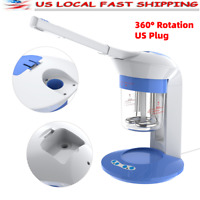 Facial Face Steamer Deep Cleanser Mist Steam Sprayer Spa Steamer Skin Care Tool!