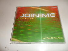 CD  Lightforce - Join Me