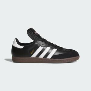 Adidas Originals Samba Classic Men's Casual Sneakers Black Gum 034563 US Sz 11