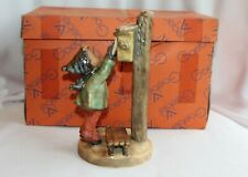 "New ListingGoebel Hummel Figurine ""A Letter To Santa"" #340 West Germany Tmk 5 1972-1979"