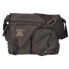ELEPHANT Umhängetasche Tasche JACK BAG Messenger A4 BW Canvas Cotton Braun NEU