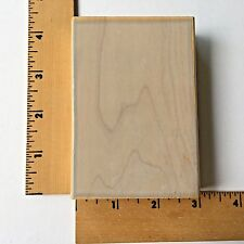 Hero Arts Rubber Stamp - Large Straight Edge Rectangle - H2633 - NEW