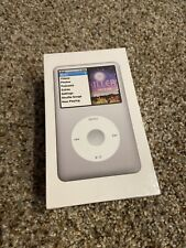 RARE FACTORY SEALED Apple iPod (160GB) 7th Gen Classic Silver Unopened