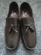 mens gucinari loafers size 8