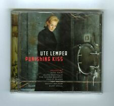 CD (NEUF) UTE LEMPER  PUNISHING KISS