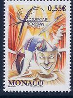 Monaco 2012 - Monaco Shows Theater Art - Sc 2667 MNH