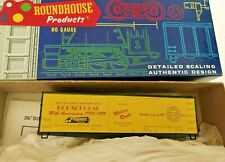 HO scale roundhouse 50th anniversary 1938 - 1988 special Boxcar