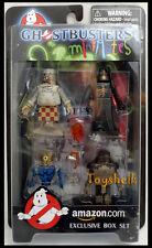 Ghostbusters Minimates AMAZON BOX SET