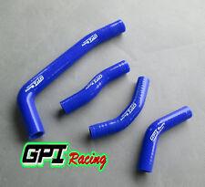 Silicone Radiator Hose Honda CRF250R CRF 250 R CRF250 2010 2011 2012 2013,BLU