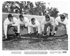 THAT'S MY BOY still with JERRY LEWIS & football players - (c002)