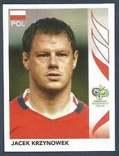 PANINI FIFA WORLD CUP-GERMANY 2006- #064-POLAND-JACEK KRZYNOWEK