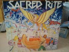 """sacred rite""""lp12"""".or.fr.axe killer:7010 ev:101.de 1985."""