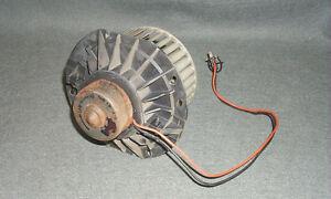 Air Conditioning-Heater Blower Fan Motor 1985 1986 Ford Mustang Mercury Capri AC