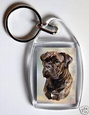Bullmastiff Key Ring By Starprint - No 3