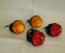Land Rover Set of Wipac Rear Stop/Tail & Indicator Lamps for Series, Defender