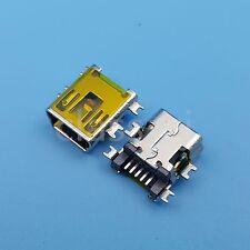 10Pcs Mini USB Type B Female 5Pin ShenBoard SMT Socket Solder Jack Connector