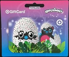 Collectible Art Play Hatchimals Themed Target Gift Card - VALUE ON CARD IS $0.00